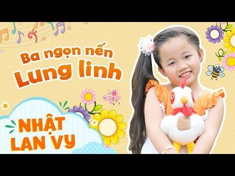 Ba Ngọn Nến Lung Linh - Nhật Lan Vy [Official]