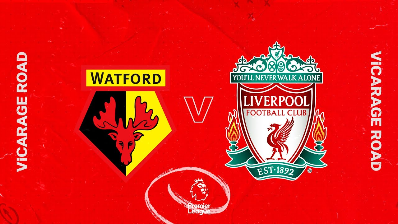 Live Matchday: Watford – LFC |  Vicarage Road – the entire structure in Liverpool FC