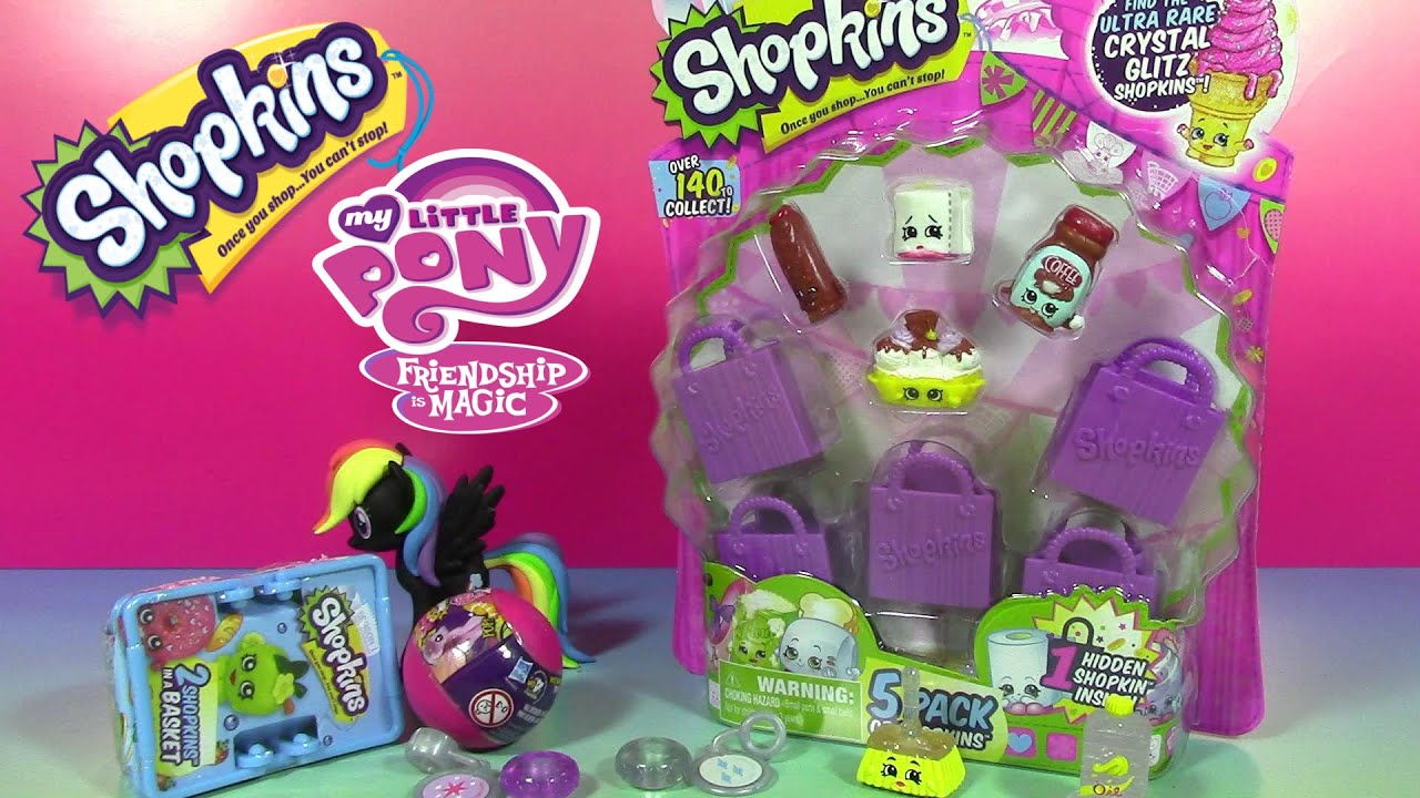 Another Try At Slark Ultra Rare: Shopkins Season 2 Shopkins(another Ultra Rare) Shopkins
