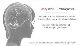 Test eines Grundschulkindes (3/7) - Happy Brain