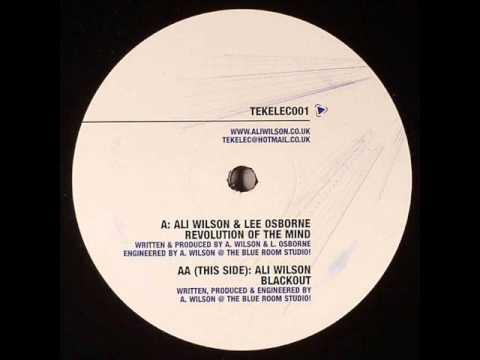 Ali Wilson & Lee Osborne -- Revolution Of The Mind - Tekelec Recordings
