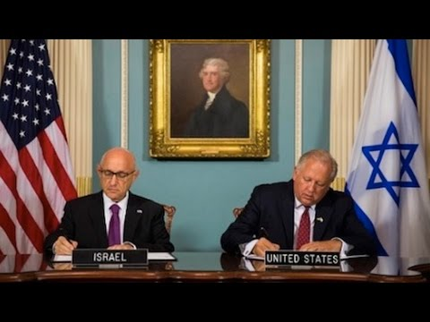 Record US Aid to Israel Reflects Growing Influence of Military-Industrial Complex