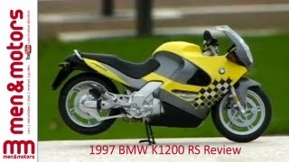 1997 BMW K1200 RS Review