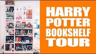 Bookshelf Tour - Harry Potter