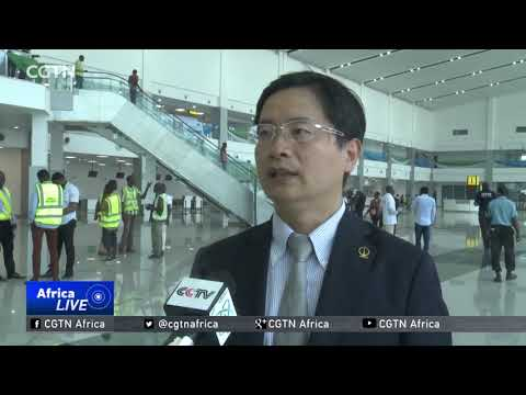 Port Harcourt airport's new $110 mln terminal