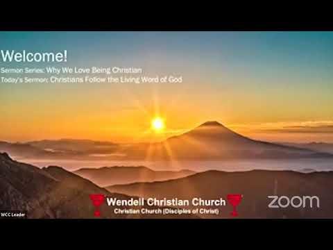 Zoom Worship - October 17, 2021