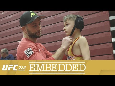 UFC 222 Embedded: Vlog Series - Episode 1