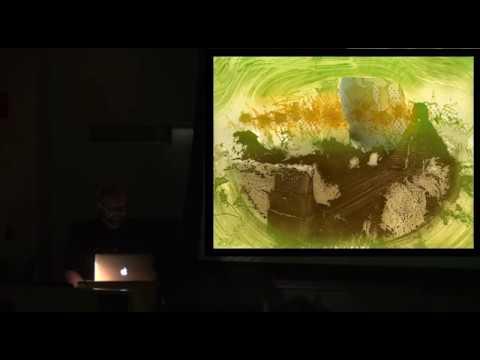 Eric Waterkotte Artist Talk