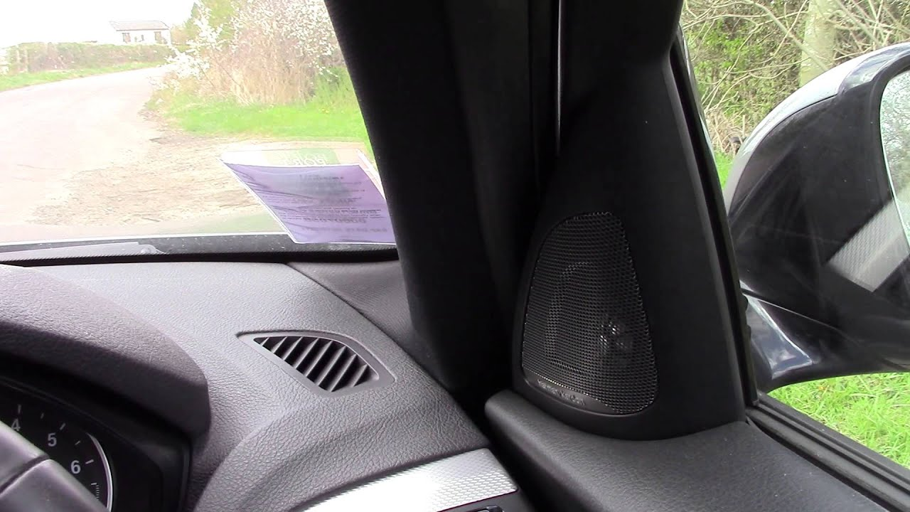bmw m135i f20 harman kardon sound system test filmed with. Black Bedroom Furniture Sets. Home Design Ideas