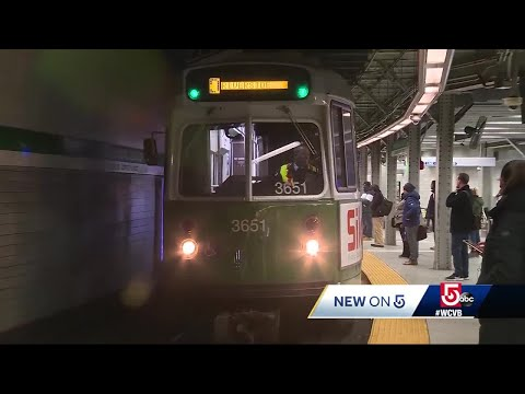 MBTA conductor's ride comes with history lesson at every stop