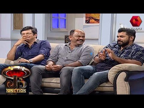 JB Junction : Nivin Pauly, Roshan Andrews & Sanjay About Kayamkulam Kochunni | 19th October 2018