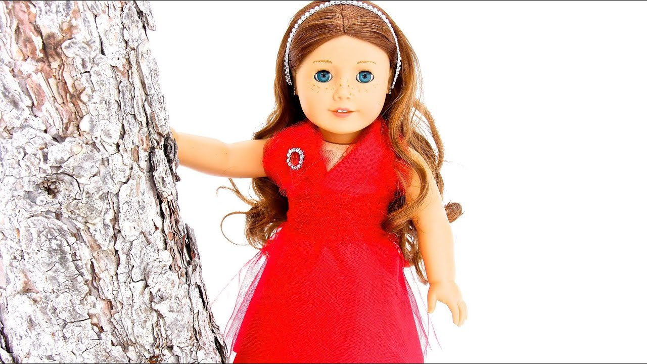 905757fdcb How to Make a No-Sew Doll Dress with Optional Sewing - Doll Crafts ...