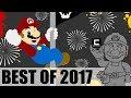Top 10 Super Mario Maker Designs of 2017