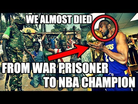 How This WAR PRISONER Became an NBA CHAMPION
