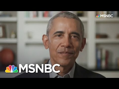 White House Responds To Criticism From Obama On Coronavirus Response During Commencement | MSNBC