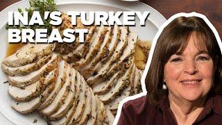 Barefoot Contessa Make Herb-Roasted Turkey Breast  Food Network