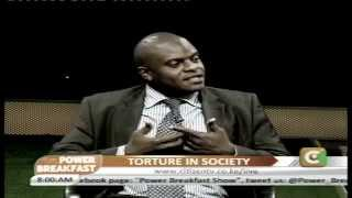 Power Breakfast Interview: Torture In Society and Complaints Against Police