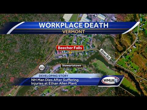 West Stewartstown man killed in workplace accident