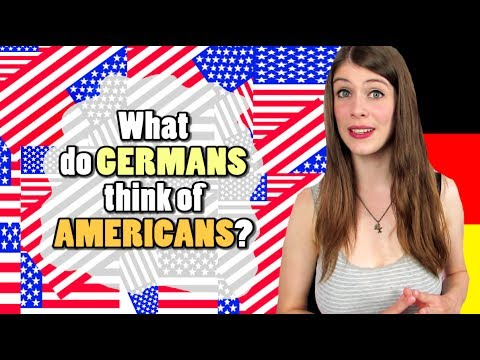 False Impressions that Germans may have of Americans