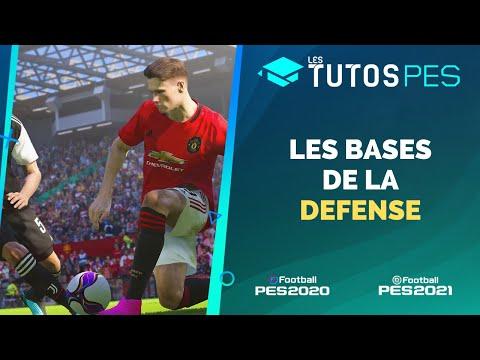 PES 2020 : Tuto Défense - Connaître les bases de la défense !
