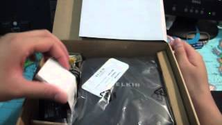 Belkin N600 High Performance Dual Band Router 2.5Ghz, 5Ghz - Product Review & Unboxing - #64