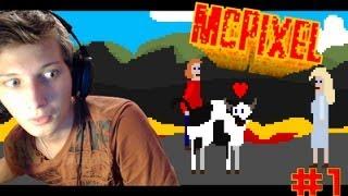 McPixel - #1 - КОРОВЕ В Ж*ПУ