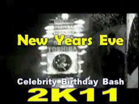 LeRon McClain - New Years Eve - Celebrity Birthday Bash 2k11