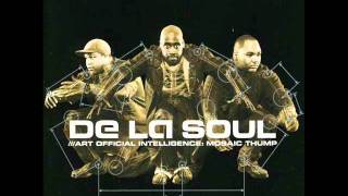 De la Soul - The art of getting jump
