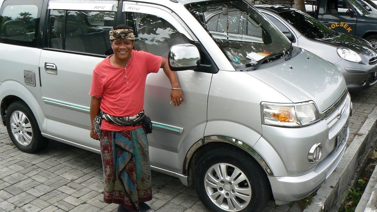 Hire A Car And Driver In Bali