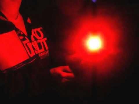 Firestik Antenna FireStik Red Light Strobestik STS-1A