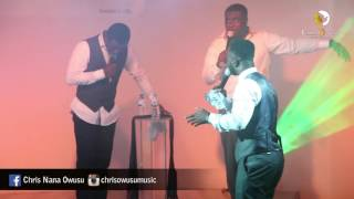 WORSHIP MEDLEY - Chris Owusu (LIVE IN FRANCE)