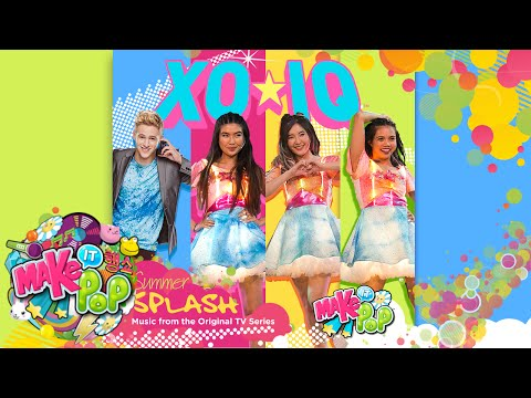 Make It Pop: XO-IQ Summer Splash | Gonna Be Lit (Available August 19th)