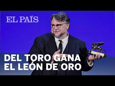 'La forma del agua', de Guillermo del Toro, gana el León de Oro del festival de Venecia