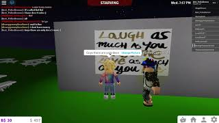 "ROBLOX ""Welcome to Bloxburg!"" Picture ID codes//Best_PoliceDemon"