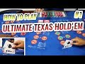 GETTING LUCKY in Ultimate Texas Holdem - Ultimate Texas ...
