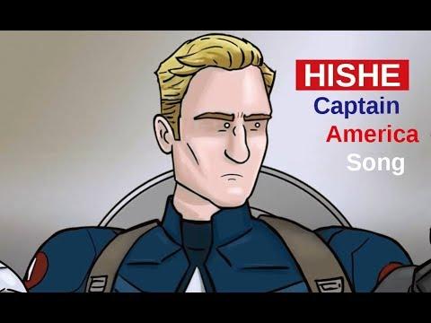 [HISHE-captain america1-3]captain america song