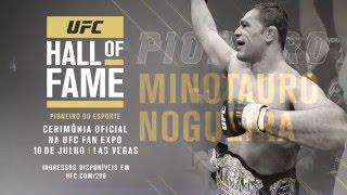 Hall da Fama do UFC: Rodrigo Minotauro