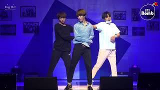 613 BTS HOME PARTY Full Show - Unit stage '삼줴이(3J)' - BTS (방탄소년단)