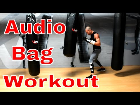 PUNCHING Bag Workout | Combination Audio | punching bag for boxing
