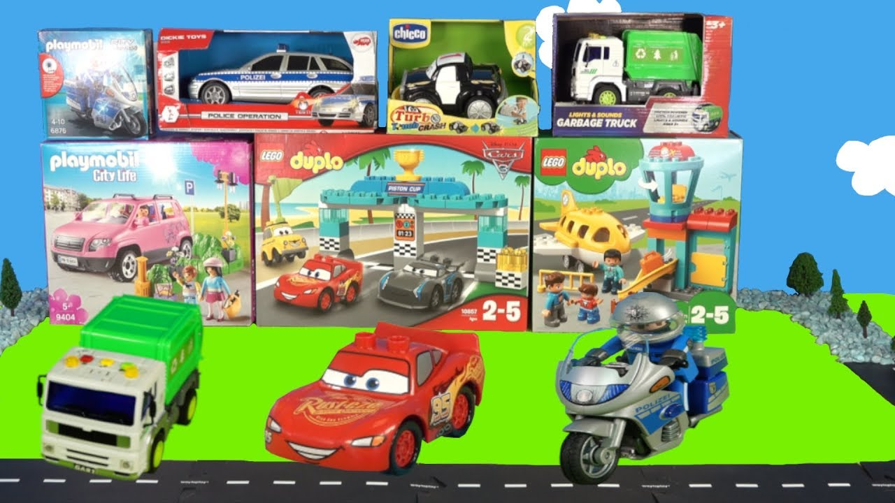 Polizeiauto Kinderfilm