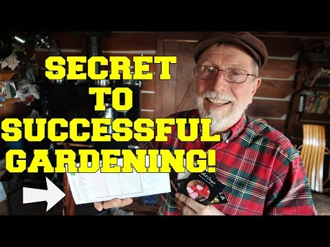 GARDENER SHARES SECRET TO GARDENING!! GARDEN PLANNING~ SUCCESSFUL GARDEN