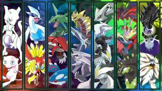 Repeat youtube video All Pokémon Main Legendary Battle Themes [GEN 1-7]