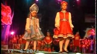 Superzvezda 2011: Makedonka-rusinka