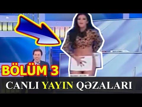 ƏN GÜLMƏLİ CANLI YAYIN QƏZALARI / 3 BÖLÜM