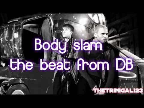 Chris Brown ft. Justin Bieber - Ladies Love Me (Lyrics On Screen)