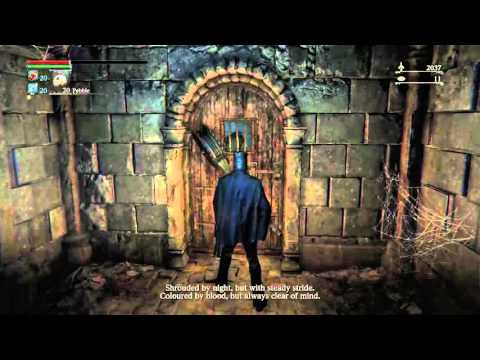 cbfb522b8 36  Bloodborne  The Old Hunters Part 3 - Plip Plop - YouTube