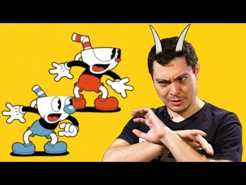 видео: Cuphead - Бл#-Бл# Ленд (Обзор/Мнение/Review)