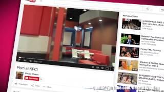 Porno in Fastfood-Restaurant: Mann entzückt, Freundin völlig entsetzt