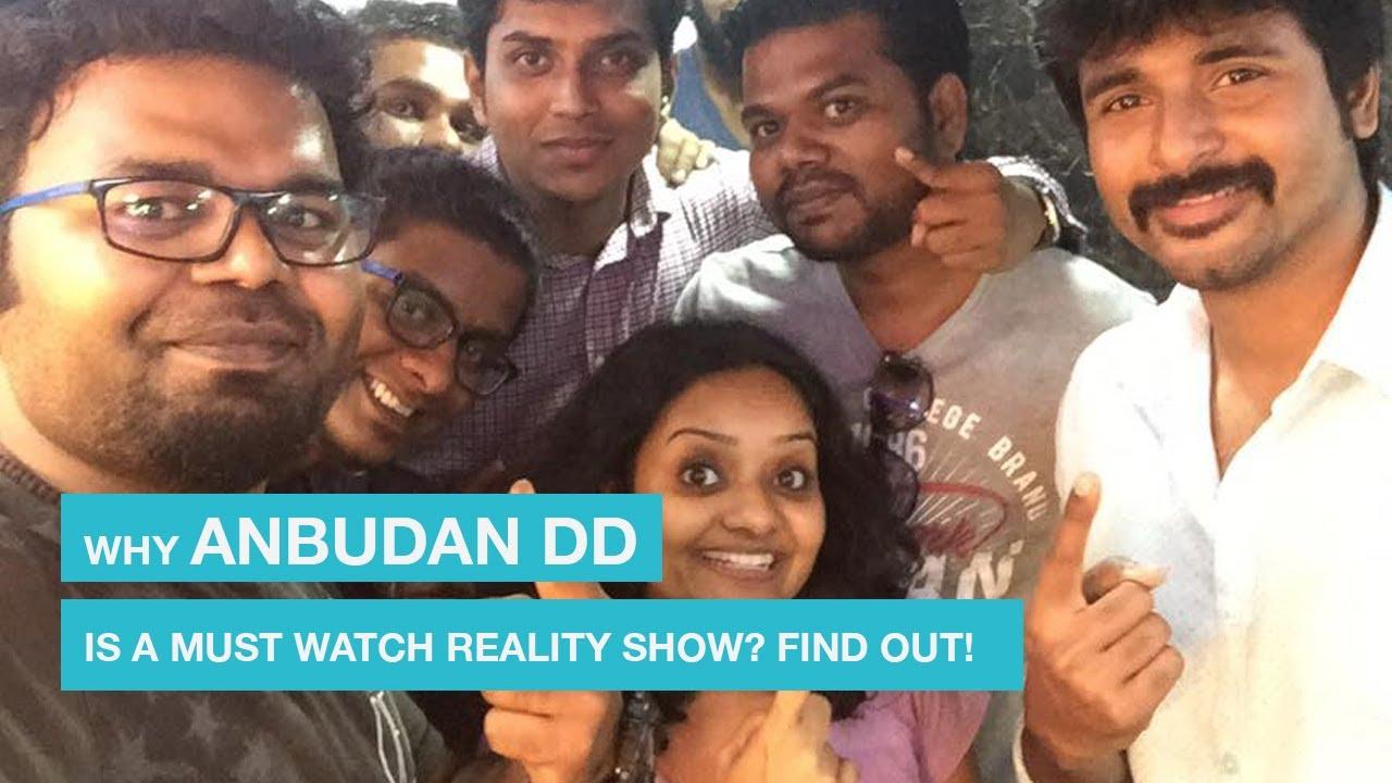 How is Anbudan DD setting new milestones in reality shows? | Star Vijay TV  | Street Stories