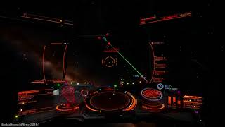 PvP, Pirate in Python goes after the wrong T9 Heavy (Elite Dangerous 3.0)